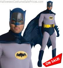 Halloween Costumes Sale Classic 60s Batman Costume Sale Halloween Costume Sale