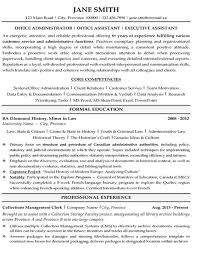 Resume Examples For Office Jobs by 15 Best Human Resources Hr Resume Templates U0026 Samples Images On