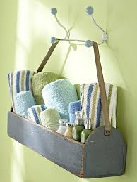 Towel Storage For Small Bathrooms by Ideas For Towel Storage In Bathrooms The Alternative Options For
