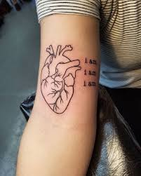 best 25 human heart tattoo ideas on pinterest human heart