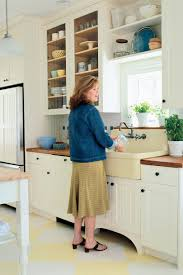 Old Farmhouse Kitchen Cabinets Farm Kitchen Remodeling Ideas Southern Living