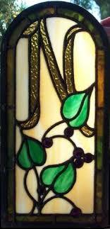 ebay stained glass ls heron pond scene original custom glass art design stained glass