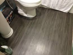 flooring bathroom and in x in iron wood resilient