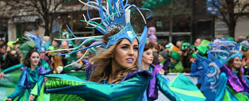 festival parade st patrick u0027s festival 2018 15th 19th march