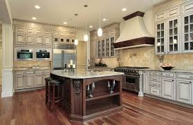 Antique Looking Kitchen Cabinets Kitchen Traditional Kitchen Cabinets With White Kitchen Stove