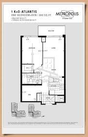 Yorkdale Floor Plan Metropolis Condos Home Leader Realty Inc Maziar Moini Broker