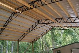 Hip Roof Trusses Prices Armour Metals Pole Barns Metal Roofing And Pole Barns