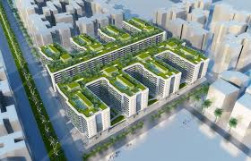 vincent callebaut designs sustainable mixed use complex for cairo