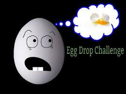 Challenge Drop On Egg Drop Challenge Team Building April 2016