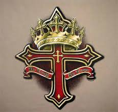 cross and crown search churches crown and
