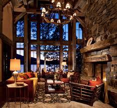 Mountain Cabin Decor Small Cabin Interior Ideas Home Design Ideas