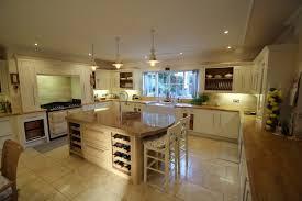 kitchen island worktops uk large painted oak kitchen island and dresser unit granite