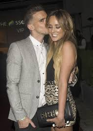 charlotte crosby u0026 gaz beadle were as loved up as ever at the x