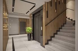 interior design of apartments building entrance hall area 3d model interior design of apartments building entrance hall area 3d model max obj 3ds fbx c4d mtl