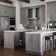 gray cabinet kitchens kitchen cabinets color gallery at the home depot