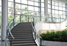 Handrails And Banisters Glass Handrails Banister Installation Options Ny Nj