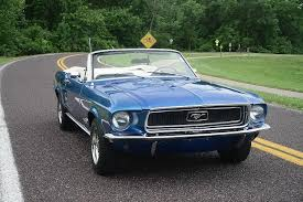 ford mustang convertible 1968 1968 ford mustang convertible replacement shell