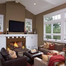 popular paint colors for 2017 living room colour combinations what color walls go with brown
