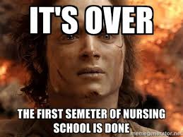 Done With School Meme - baroque in babylon my experience in nursing school and how i survived