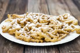 boardwalk funnel cake by the redhead baker