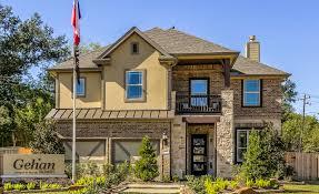 kickerillo floor plans gehan homes pearland tx communities u0026 homes for sale newhomesource