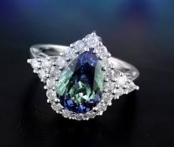 tanzanite blue rings images Bondi blue tanzanite gemstone meaning value history info shop lc jpg