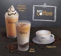 Coffee Kfc home page kfc
