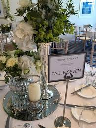 silver wedding table numbers 251 best wedding centrepiece ideas images on pinterest centrepiece