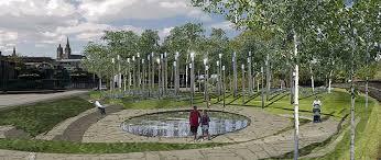 memorial garden omagh bomb memorial project garden of light