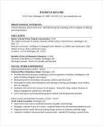 social worker resume social worker resume template home design ideas home design ideas