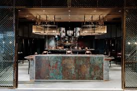 restaurant kitchen furniture open kitchen retail design