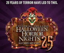 halloween horror nights and hotel packages delivery from universal orlando