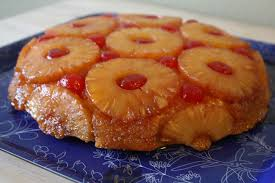 baking for bookworms pineapple upside down cake from dollface by