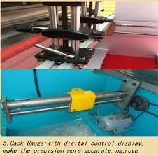 cnc computer numeric control hydraulic bending machine pacific