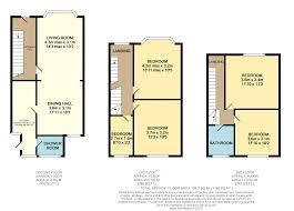 5 bedroom terraced house for sale in seaside road st leonards on