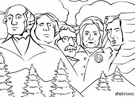 hillary clinton coloring book presidential candidate daenerys