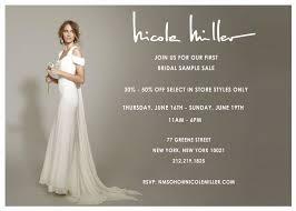 wedding dress sle sales miller bridal sle sale nyc aylee bits