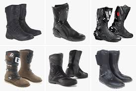 best cheap motorcycle boots 6 best waterproof motorcycle boots gear patrol