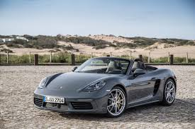 custom porsche boxster 2017 porsche boxster 718 side view 10511 cars performance