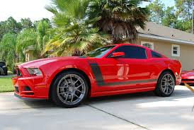 Red Mustang Black Wheels Amr Wheels Charcoal Or Black Svtperformance Com
