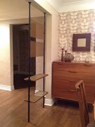 Nautical Room Divider with Curtain Room Divider Houzz Dividing Curtains Design Ideas Rod