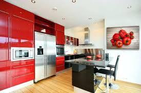 cuisine wengé decoration cuisine moderne decoration cuisine design stunning