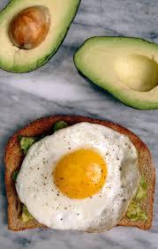 avocado and egg breakfast ideas popsugar food