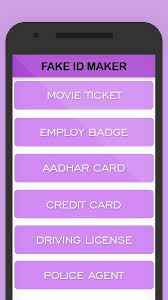 How To Make Fake Report Card - fake id card android apps on google play