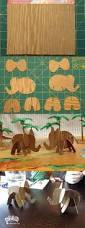 best 25 elephant crafts ideas on pinterest animal crafts zoo