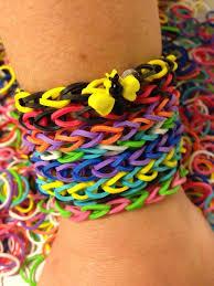 bracelet bands rubber images How to make a stretch band bracelet snapguide jpg