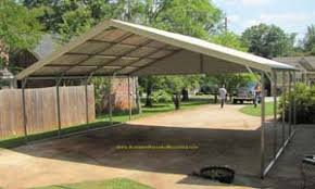 Steel Car Port Portable Metal Carports Carports For Sale Free Delivery In 48 States