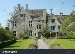 english tudor country house dating back stock photo 3306716