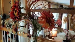 fall halloween decorating 2016 kitchen tour youtube