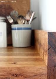 Butcher Block Kitchen Countertops Best 25 Butcher Block Countertops Ideas On Pinterest Butcher